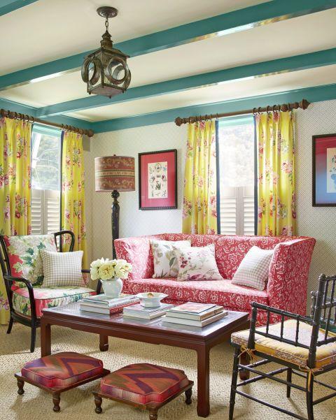 100 Living Room Decorating Ideas You Ll Love Colourful Living Room Summer Living Room Summer Living Room Decor