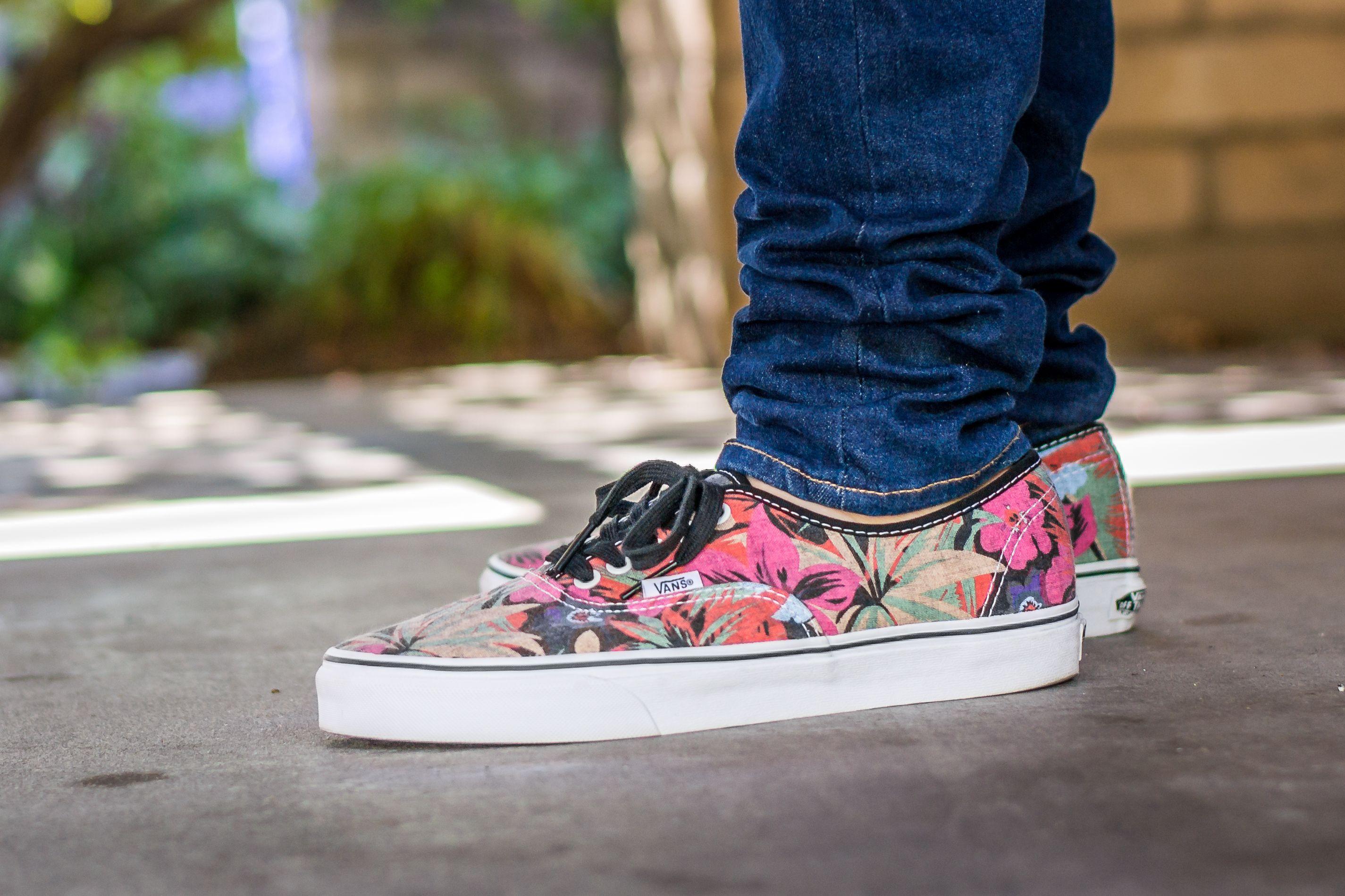 Vans Authentics Hamptons On Feet Sneaker Review | Sneakers ...