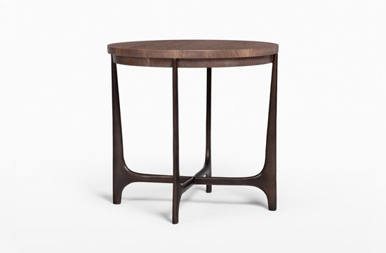 Holly Hunt Portia Side Table 28 X 26 75h Furniture Side Tables Table Furniture Coffee Table Design