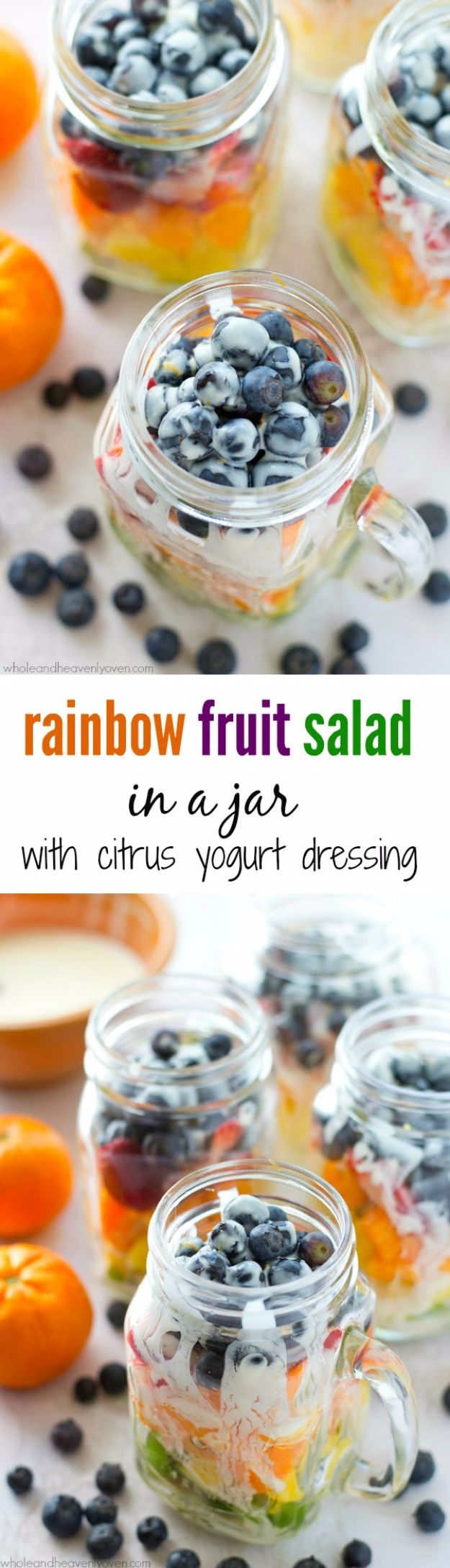 best recipes in a jar rainbow fruit overnight oatmeal and