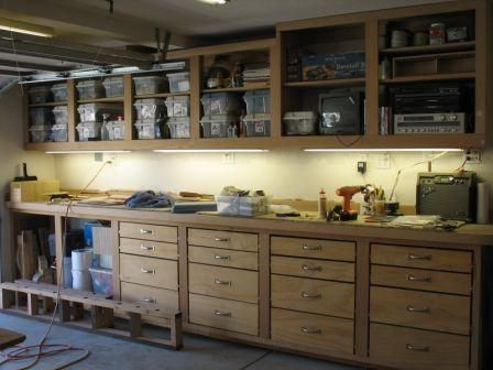 Cabinet U0026 Shelving : Garage Shelving Ideas With Drawer Cabinet Garage Shelving  Ideas: Best Way To Organize Your Stuff Storage Cabinetu201a Abundanceu201a Bad Idea  ...