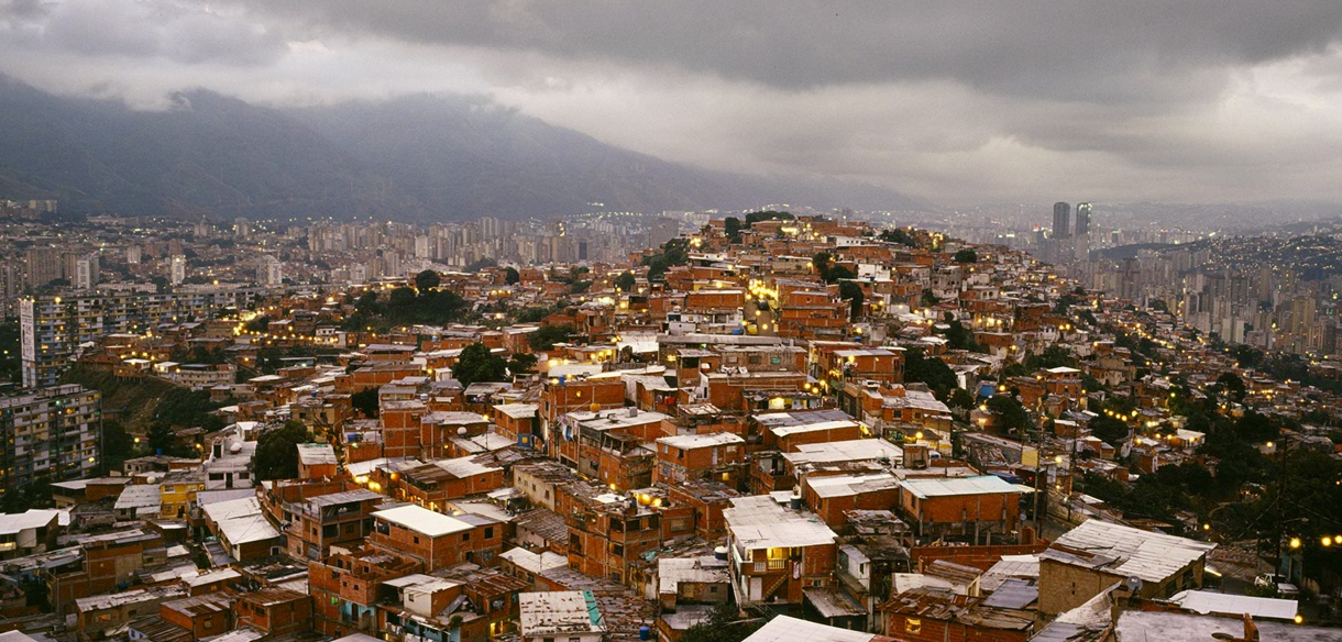 The Slums of Bogotá, Colombia As in most cities around the ...