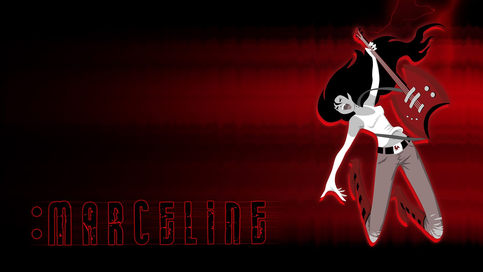 Image For Cool Adventure Time Marceline HD Resolution