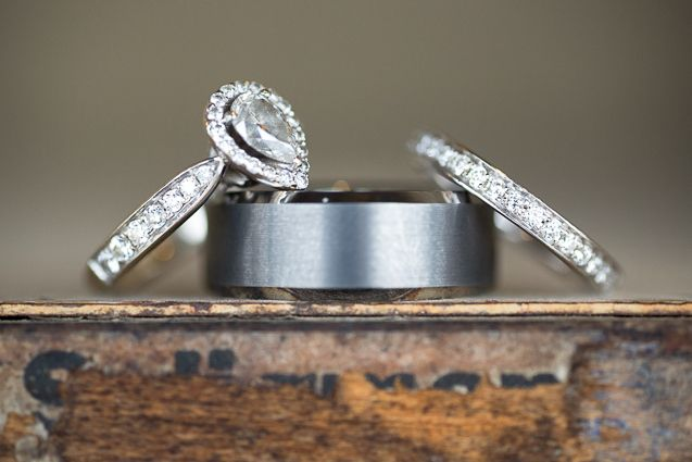 wedding rings Kansas City wedding photographer