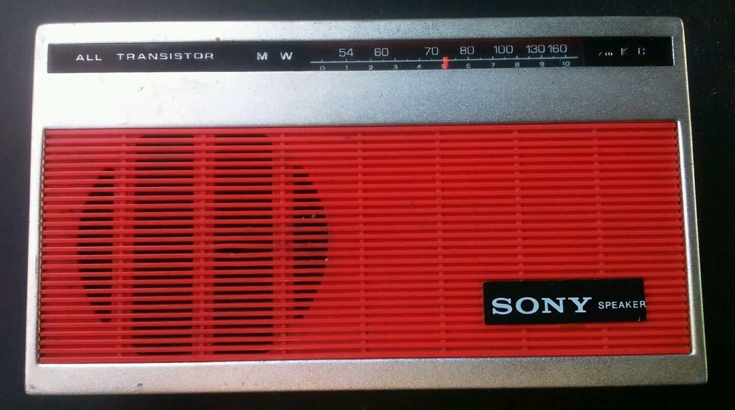 SONY 4R-51 RADIO PORTATILE | eBay | radio:past and today