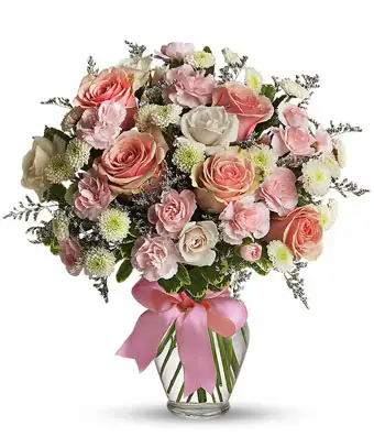 Cotton Candy Bouquet At From You Flowers In 2020 Flowers For You Flower Arrangements Mini Carnations