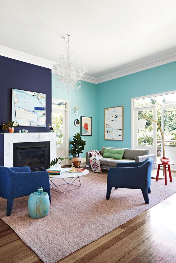 British Paints Inspirational Paint And Decorating Ideas In A Range Of Colour  Schemes For Kids Rooms, Living Rooms, Kitchens And Bedrooms. Part 82