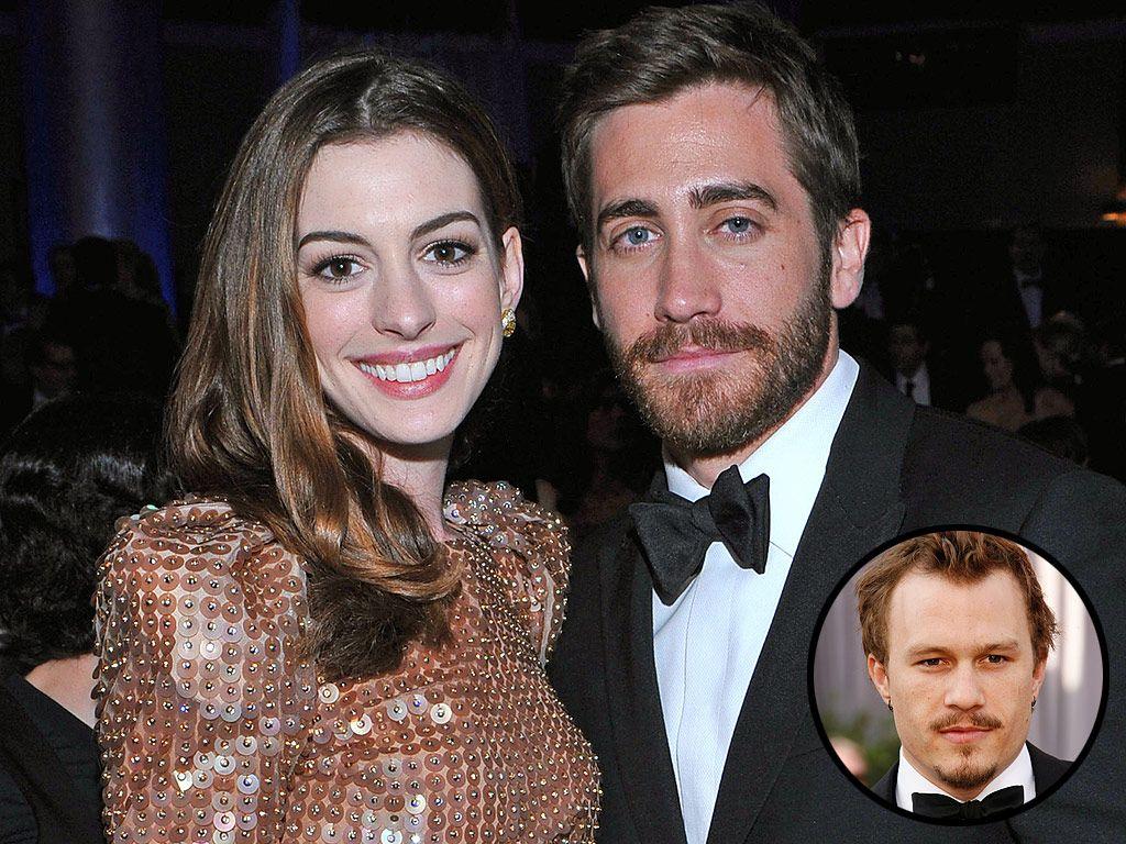 Brokeback Mountain Jake Gyllenhaal Anne Hathaway Remember Heath