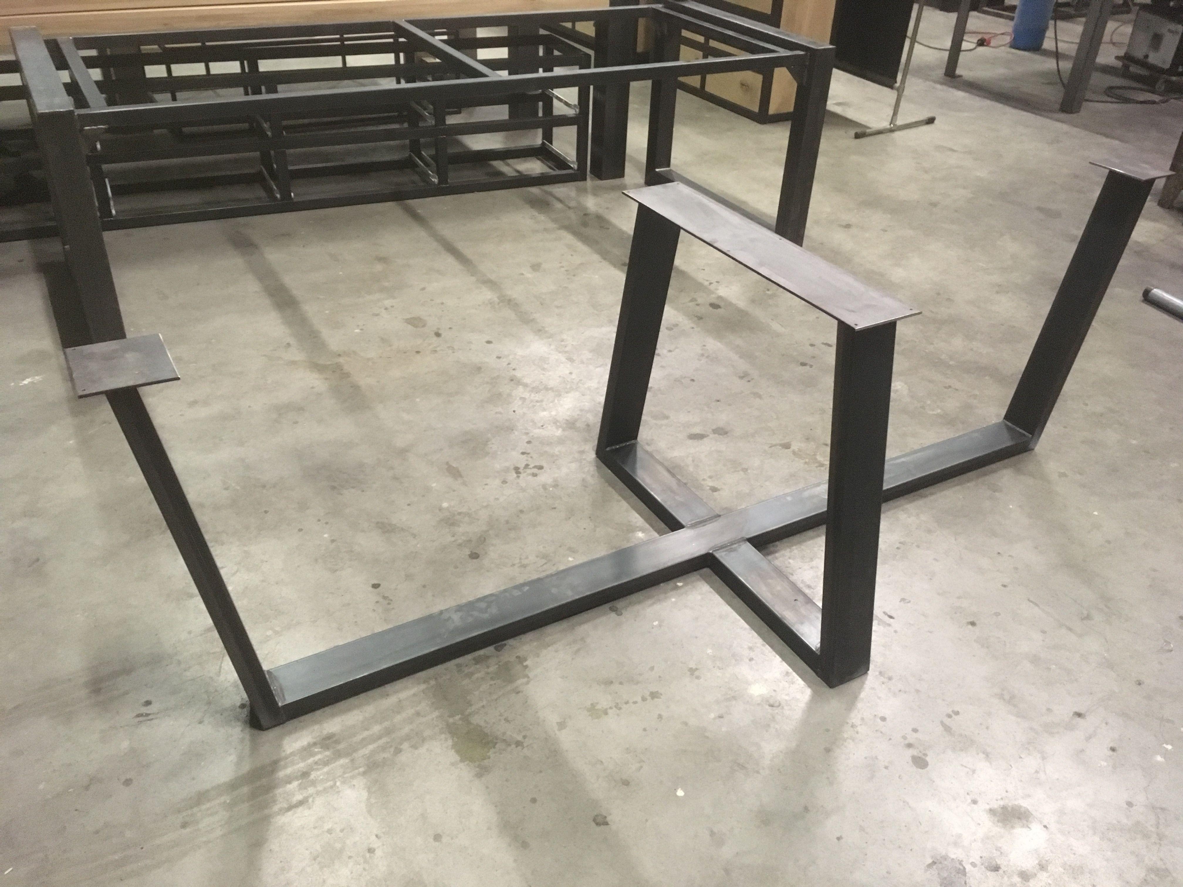 Top Stalen tafel onderstel | Stalen onderstellen / frames in 2019 OT85