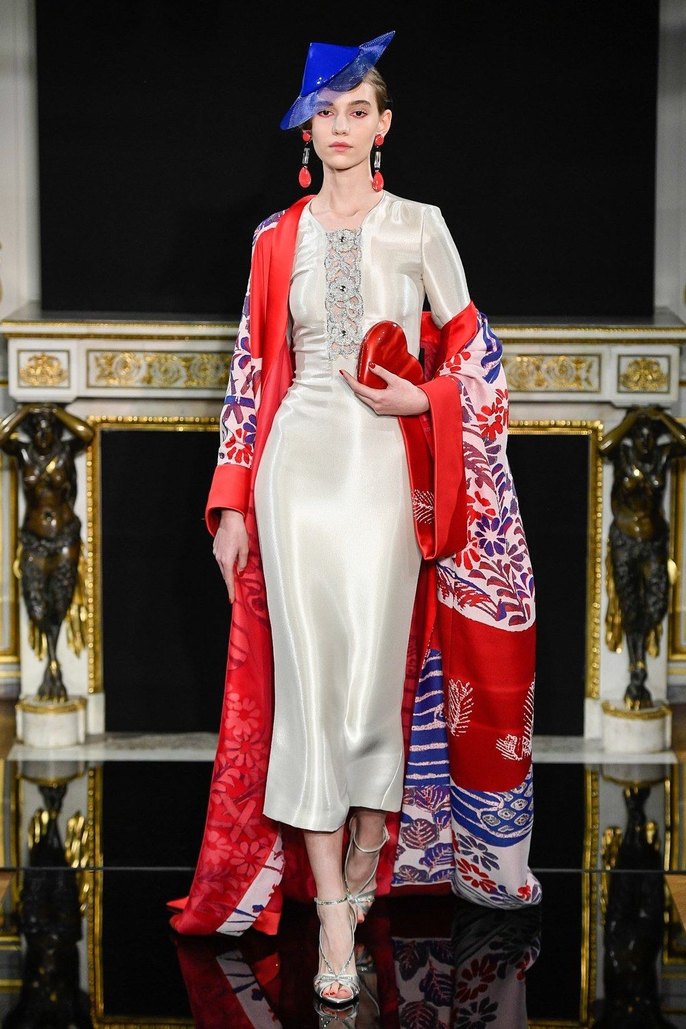 best sneakers 1387c 50141 Armani Privé Spring 2019 Couture Fashion Show in 2019 ...