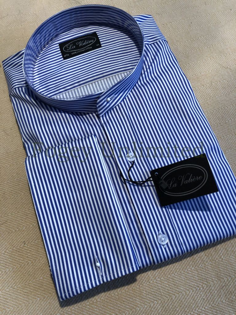 Traditional Collarband Tunic Shirt for your Stiff collar