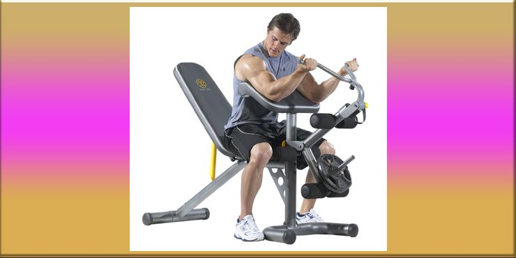Golds Gym XRS 20 Olympic Bench | all about health and fitnessall about health and fitness
