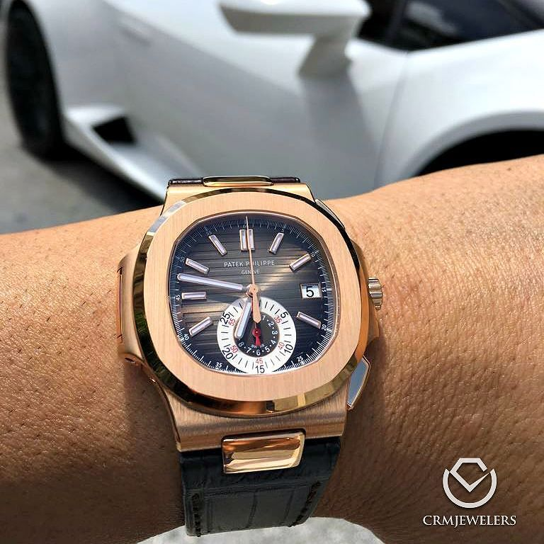 Patek Philippe 5980 Chill watch or formal piece Give me your opinion on it!
