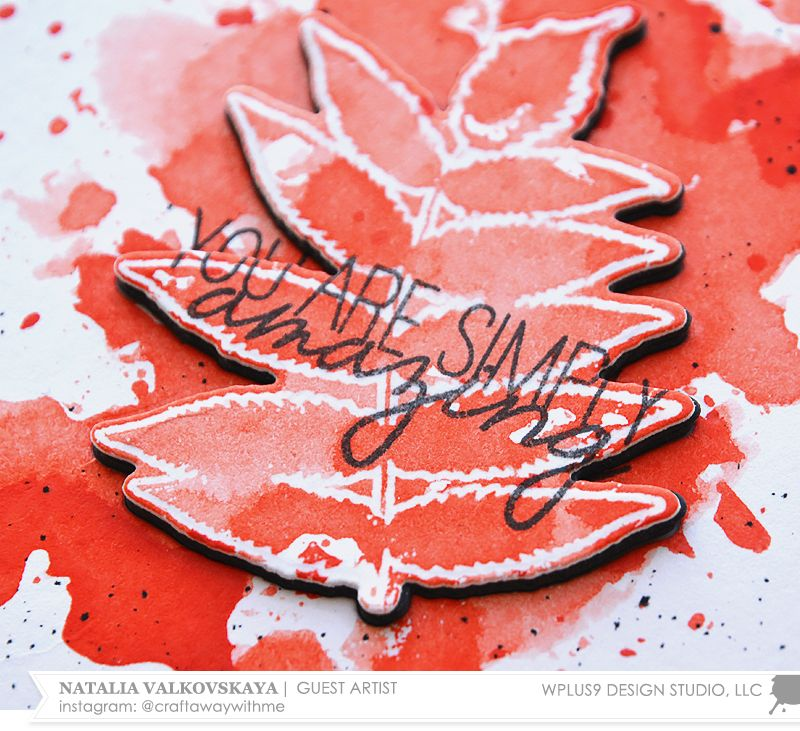 Stamp Away With Me: GUEST ARTIST FEATURE: Natalia Valkovskaya