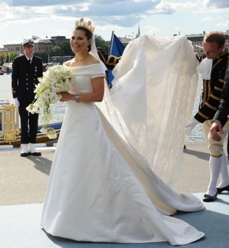 Victoria de Suecia y Daniel Westling | Royal wedding/Bodas reales ...