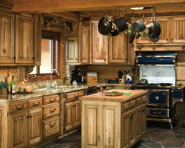 Best Rustic Kitchen Cabinets For Sale Country Kitchen 400 x 300