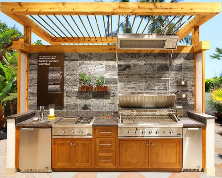 Outdoor Kitchen Ideas Outdoor Kitchen Islands For Sale Cheap How To Build Outdoor Kitch Modern Outdoor Kitchen Build Outdoor Kitchen Kitchen Islands For Sale