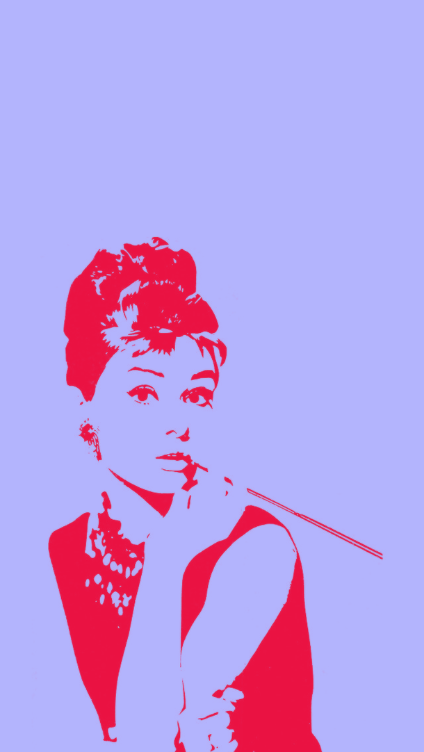 Pin by Faye Clements on IPhone Wallpapers Audrey hepburn
