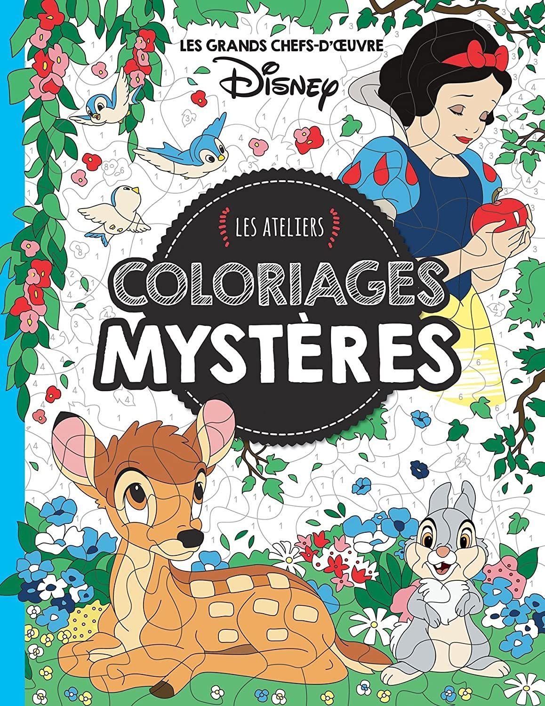 Amazon.fr - Classiques, Disney Scènes Mythique, ATELIERS DISNEY