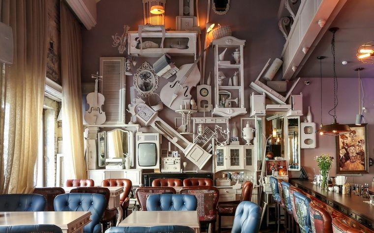 Ресторан, кафе, бар: фото дизайна. Автор Пожарский Евгений ...