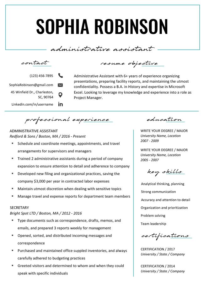 Free Creative Resume Templates Downloads Downloadable Resume Template Resume Templates Resume