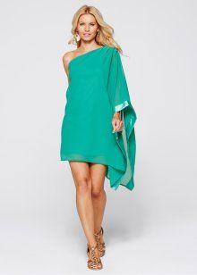 nuovo stile 55c88 d0ba2 abiti monospalla - Cerca con Google | fashion | Abiti ...