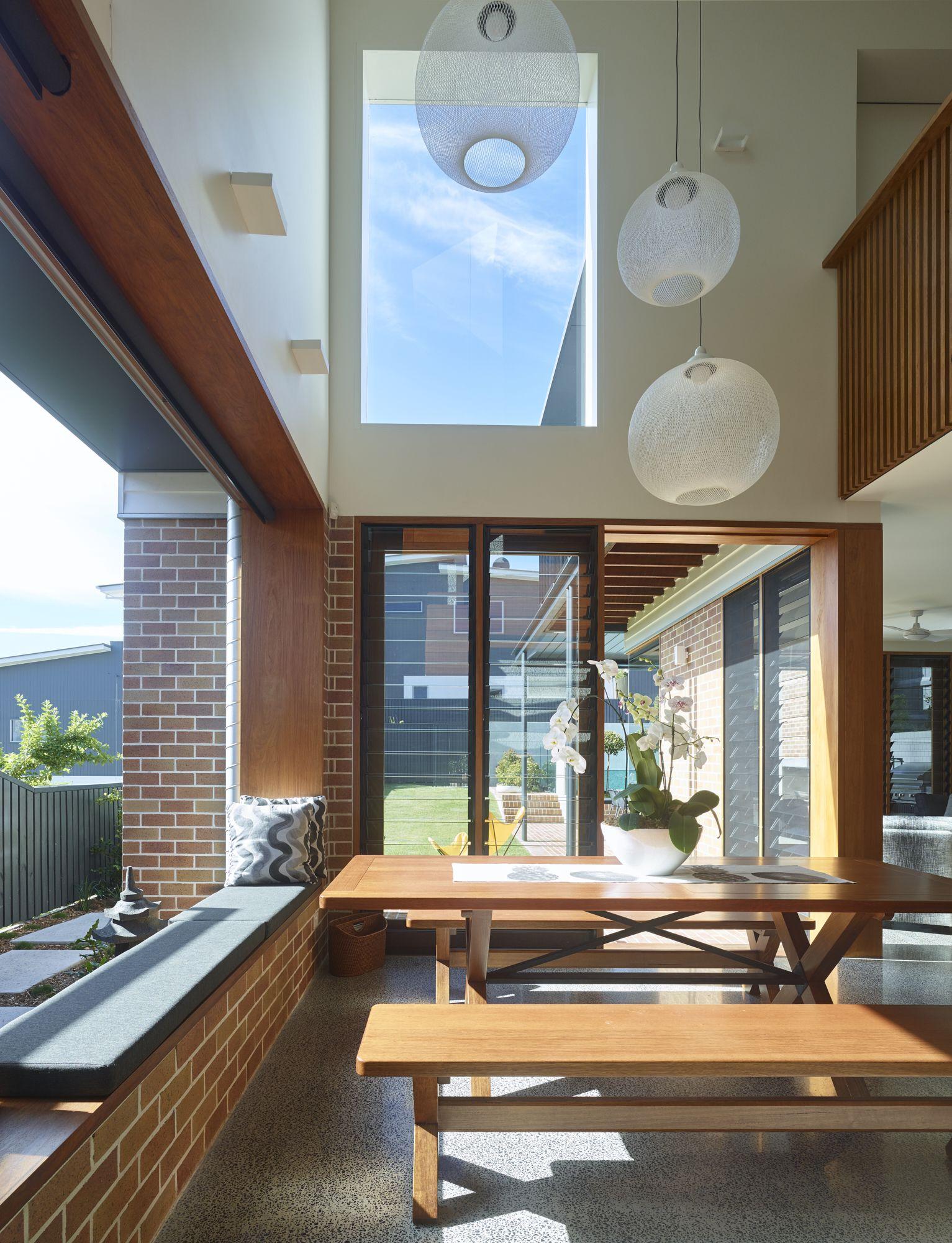 exterior design - Beach House Design 1950s