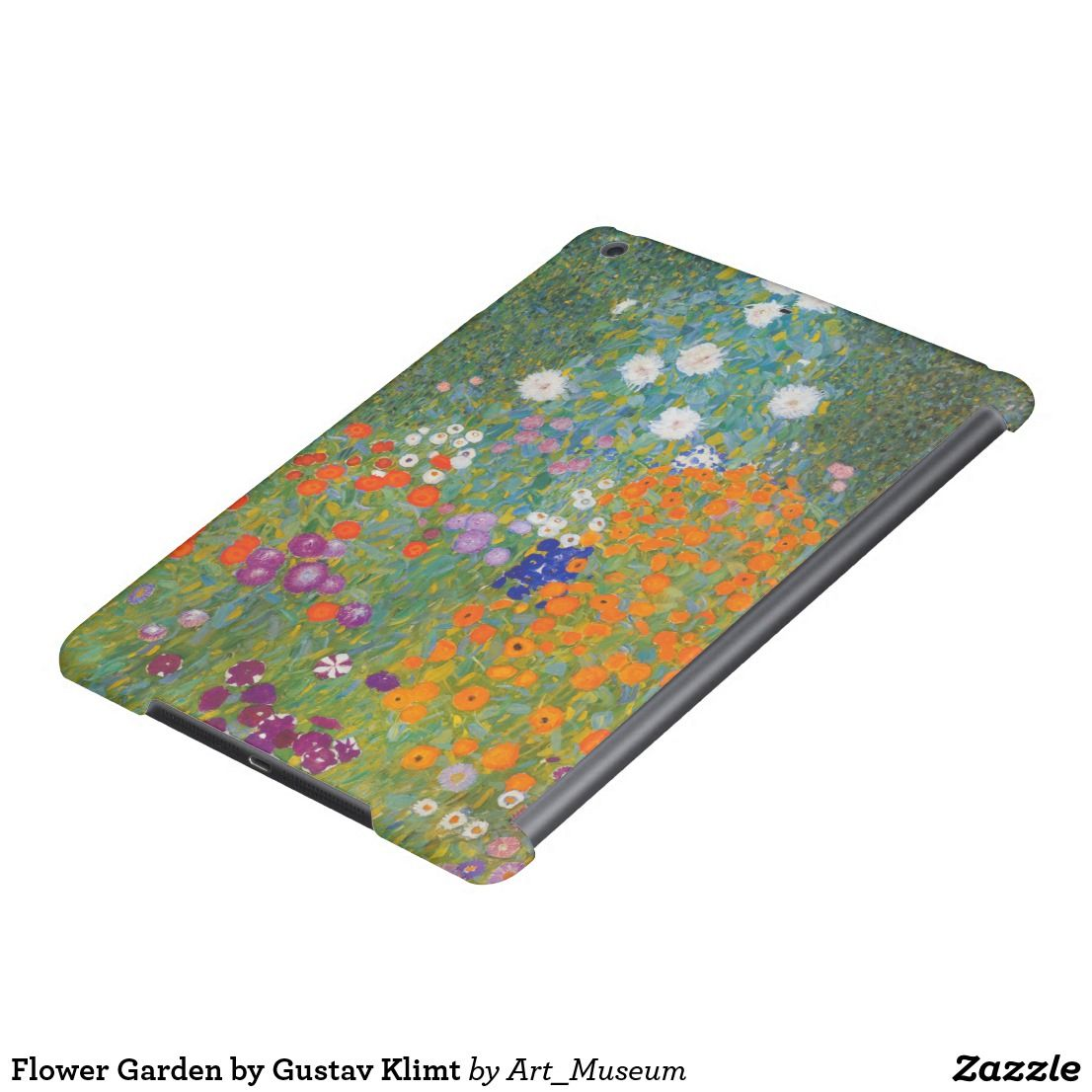 Flower Garden By Gustav Klimt Case For Ipad Air Zazzle Com Gustav Klimt Klimt Ipad Case