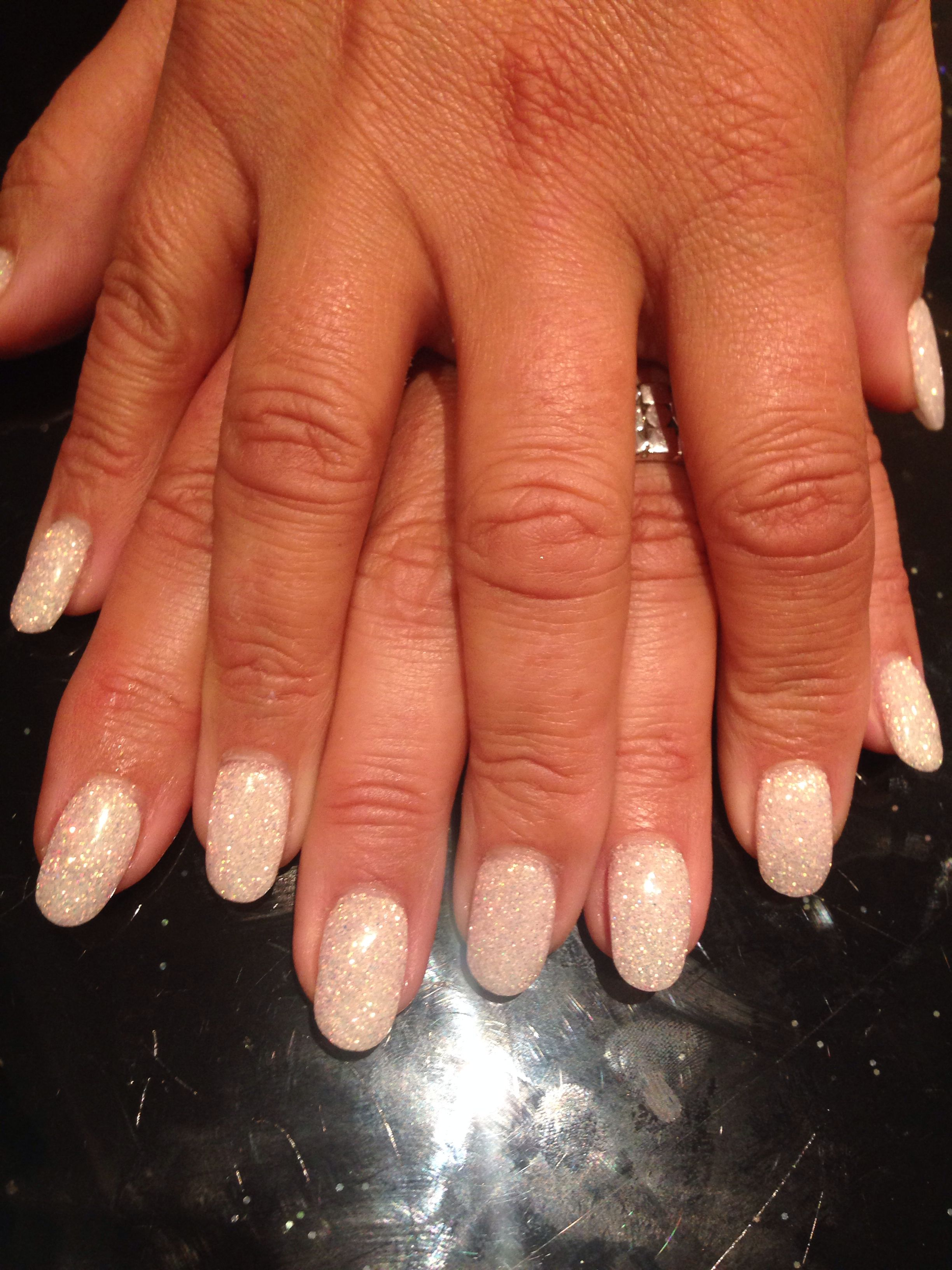 Glitter nexgen nails. Loved creating these in the salon. | nailed it ...