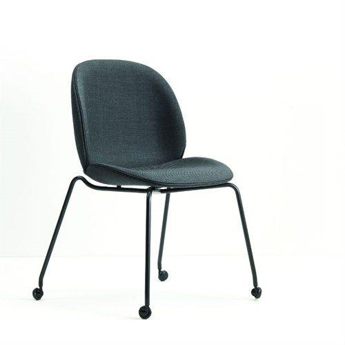 gubi beetle caster chair by gamfratesi beetle chair pinterest