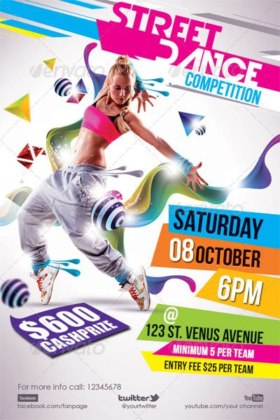 Related Image Flyers Zumba Flyer Free Design Flyer Template