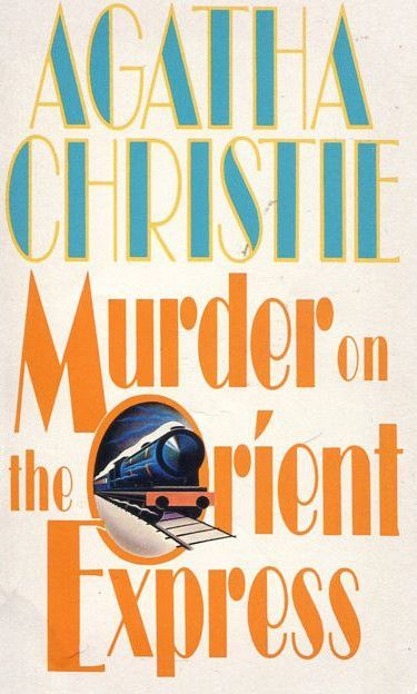 Murder on the orient express agatha christie orient express and author agatha christie publisher harper year 1991 print 1 cover price 499 condition very good plus genre mystery fandeluxe Choice Image
