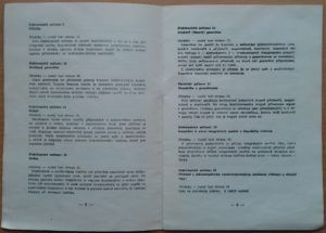 Czech manual / Český návod ke stavebnici Ekon-01