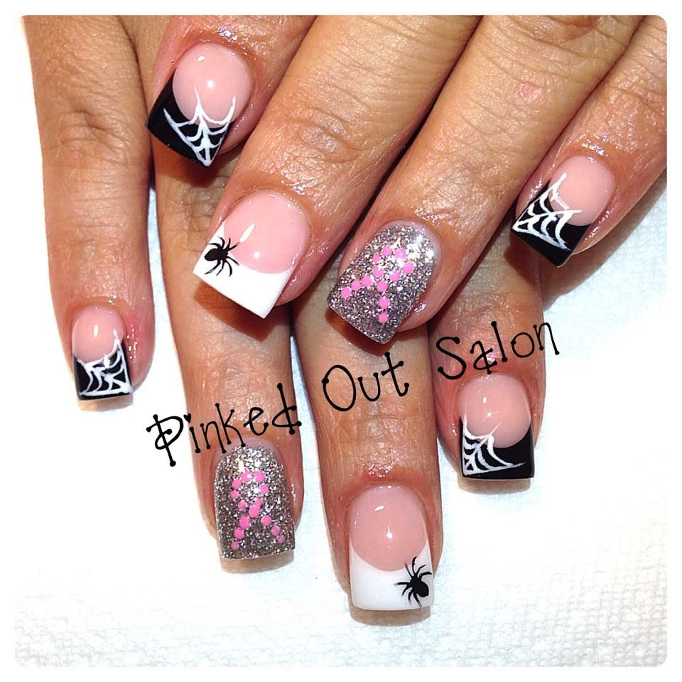 Pin by Laura Hutchinson on Fall/Halloween nails (With ...