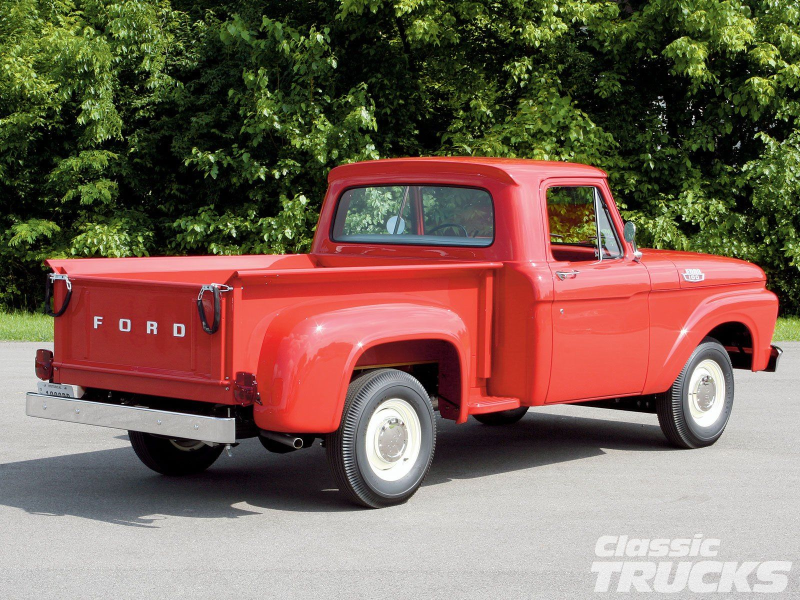Ford F100 Design And Specifications Amazing Pictures Video To Ford F100 Design And Specifica Classic Ford Trucks Classic Pickup Trucks Vintage Pickup Trucks