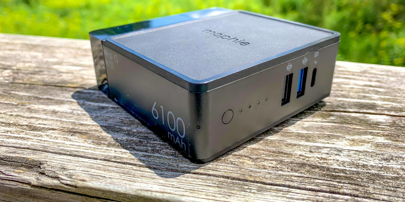Charge all the things with the mophie powerstation hub