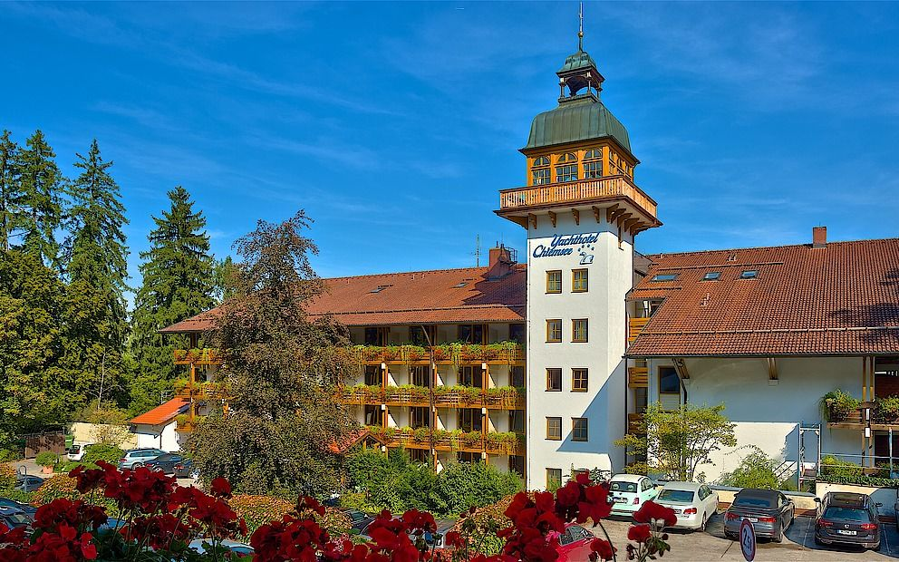 4 Sterne Hotel Direkt Am Chiemsee In Prien Cafe Restaurant And