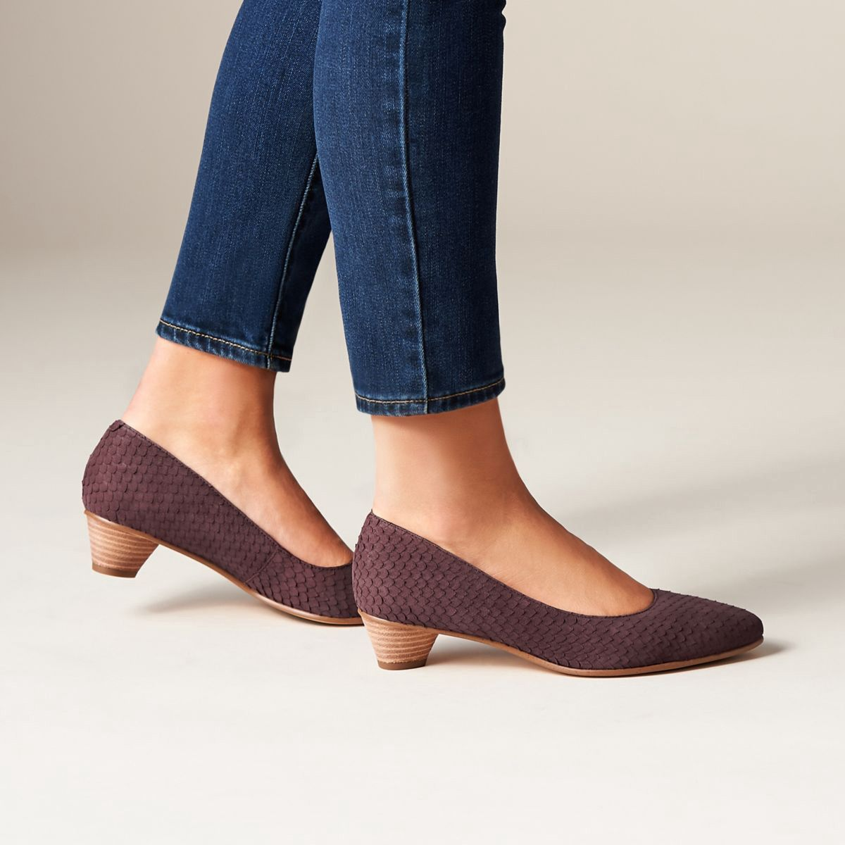 Clarks Mena Bloom - Womens Shoes