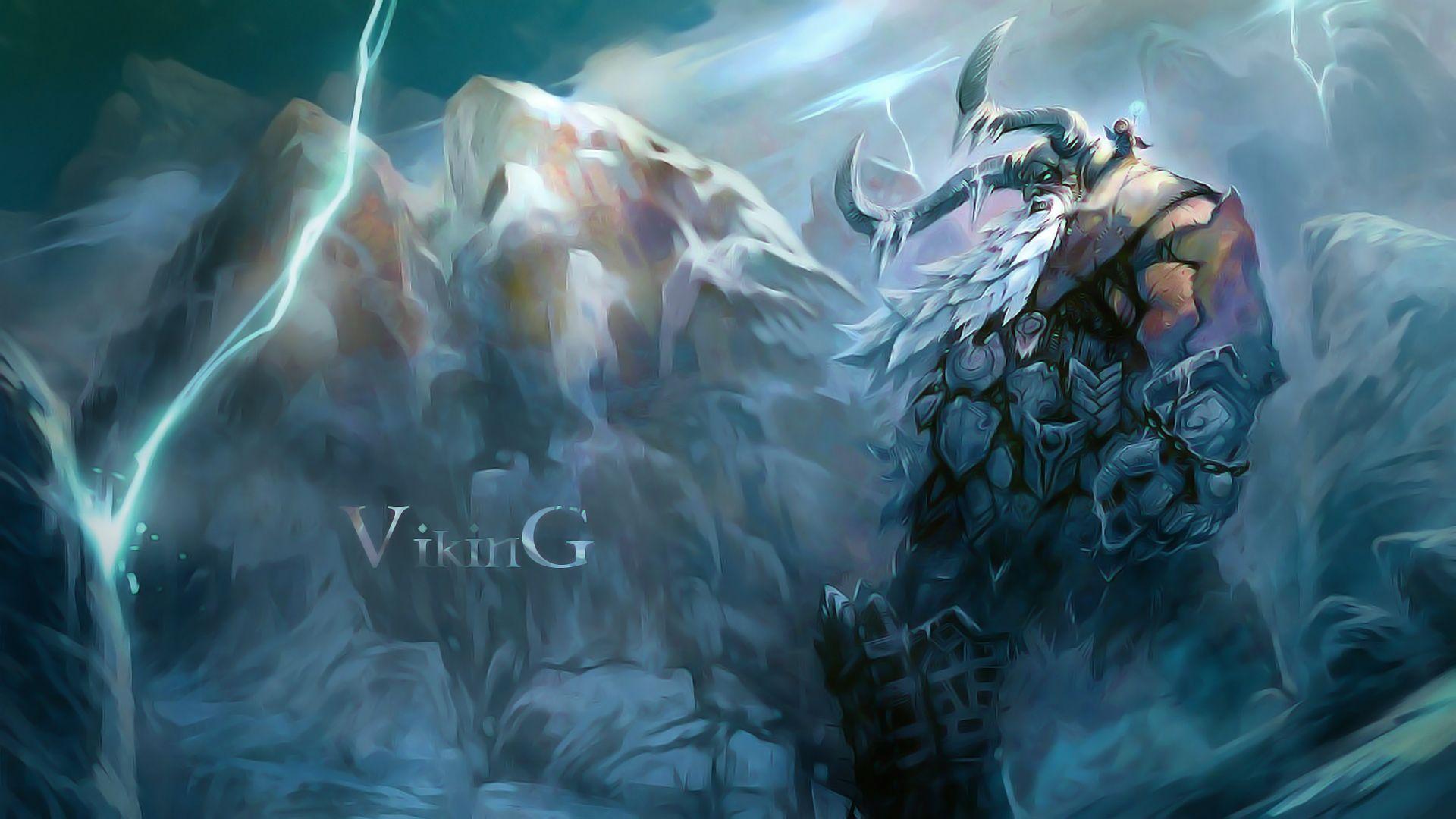 Norse Wallpaper Odin