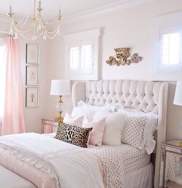 Aerin Gold Home Decor Inspiration: Most Pretty And Inspirational Bedroom 2018