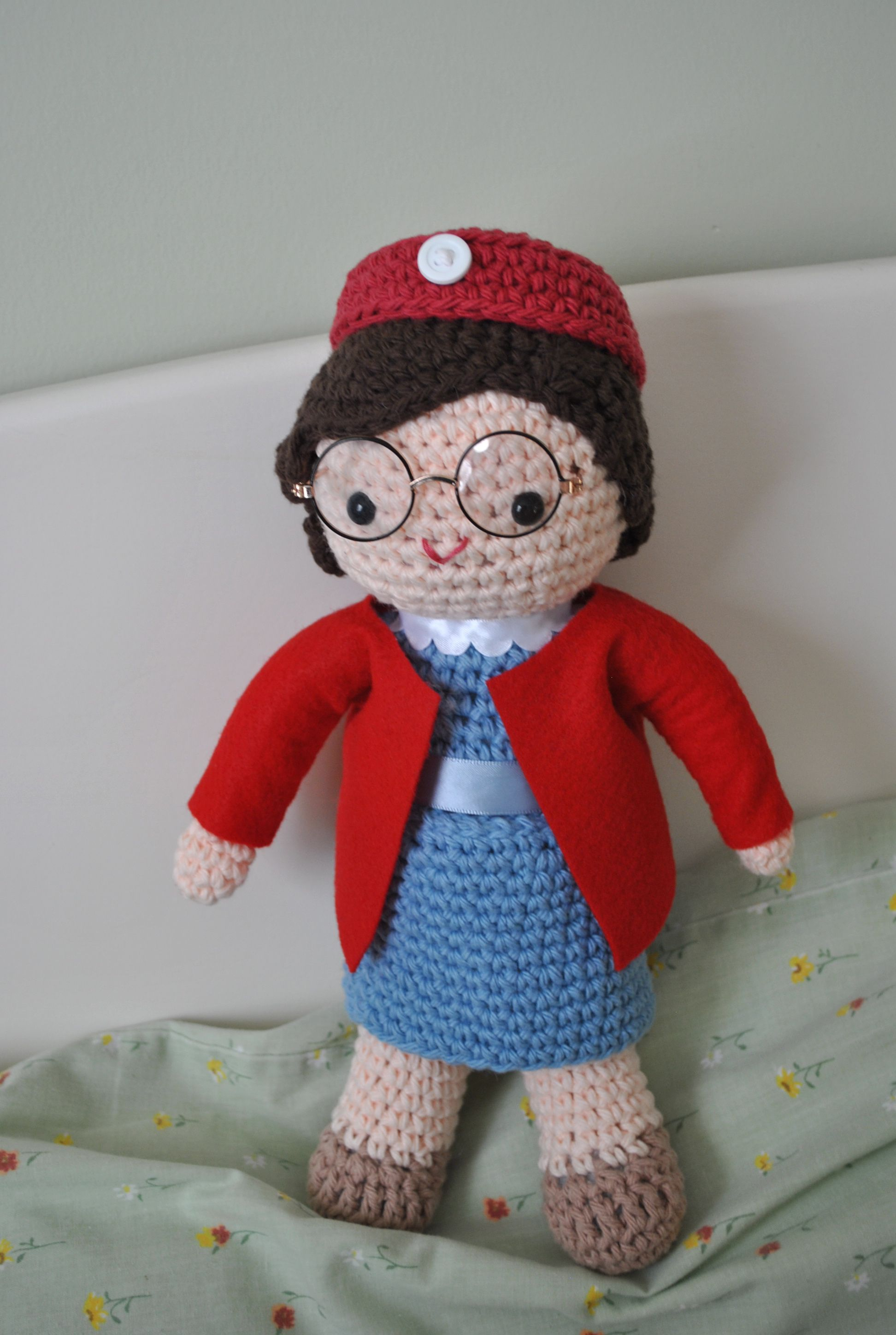 Free Chummy Pattern Now Available! | Pinterest | Dolls, Patterns and ...