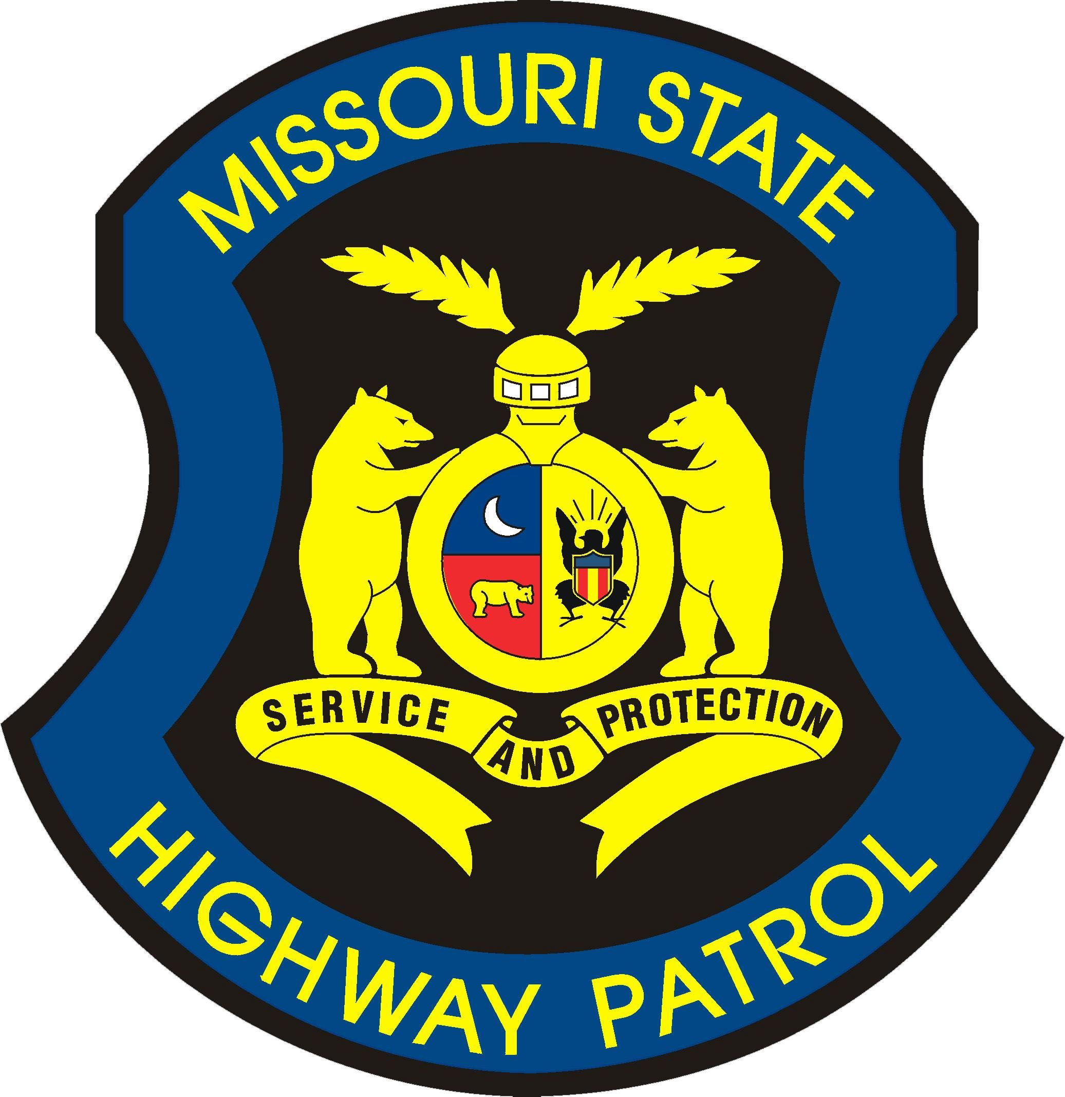 High resolution MO State Patrol Logo (With images
