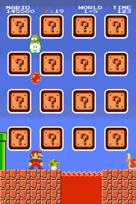 Super Mario Brothers Background Wallpaper Iphone Background Super Mario Brothers Iphone Background 8 Bit Iphone Wallpaper Iphone Wallpaper