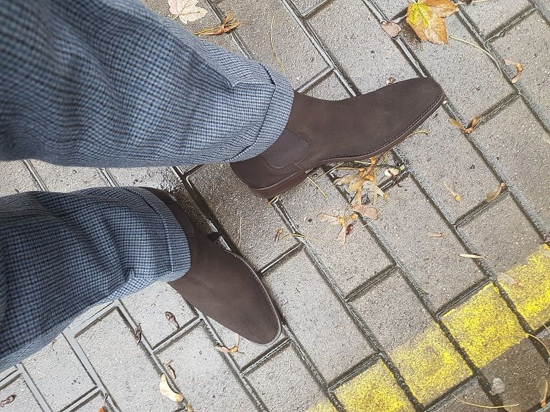 Berwick Suede Chelsea Boots Suede Chelsea Boots Chelsea Boots Boots