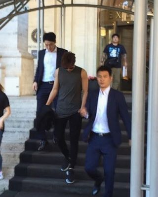 LMH in Rome