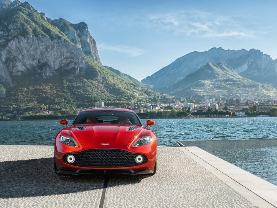 El prototipo Aston Martin Vanquish Zagato da el salto a una serie limitada de solo 99 unidades a unos 650.000 euros cada una. Ya se han vendido todas.