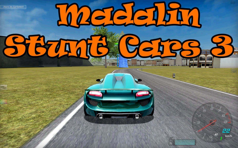 Madalin Stunt Cars 3 unblocked Stunts, Best games, Cars