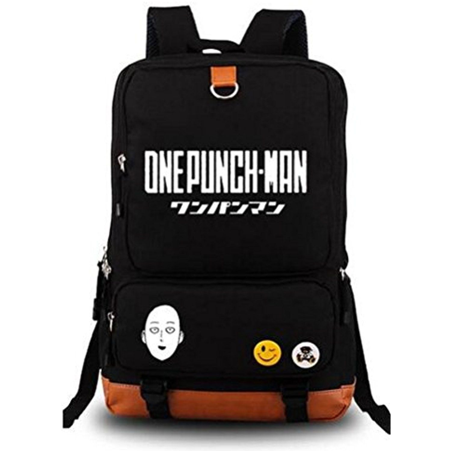 Yoyoshomeâ one punch man anime saitama cosplay luminous daypack rucksack backpack school bag