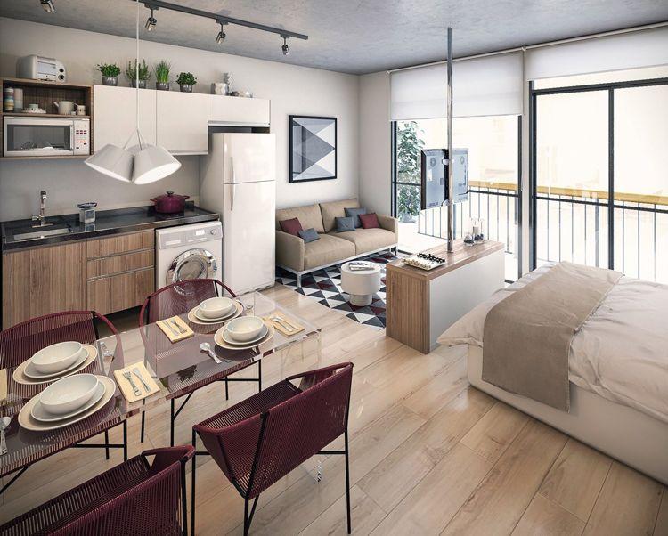 Wohnung Design Farben