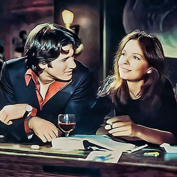 "Richard Gere y Diane Keaton en ""Buscando al Sr. Goodbar"" (Looking for Mr. Goodbar), 1977"